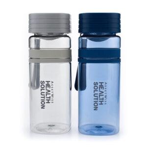กระบอกน้ำพลาสติก พรีเมี่ยม PL-19 (Health Solution)